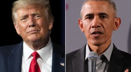 What Does Trump Thinks Of Ex-President Barak Obama Shares Bob Woodward?