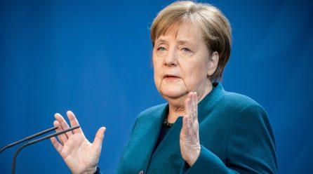 Angela Dorothea Merkel – Chancellor Of Germany